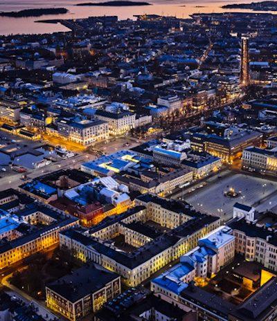 Mailand Helsinki