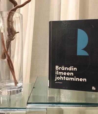 Juha Pohjolan Brändikirja